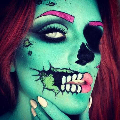 Makeup: Samantha Ravndahl Model: Samantha Ravnhdahl
