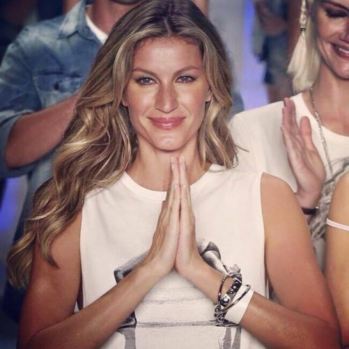 Gisele Bundchen's Final Runway Appearance SPFW 2015