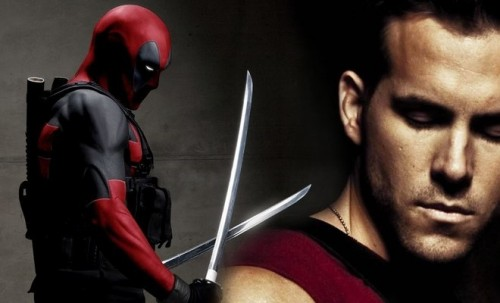 Ryan Reynolds Deadpool Movie