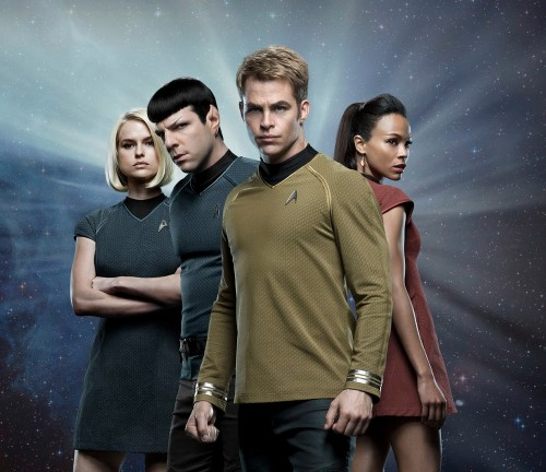 Star Trek 3 cast