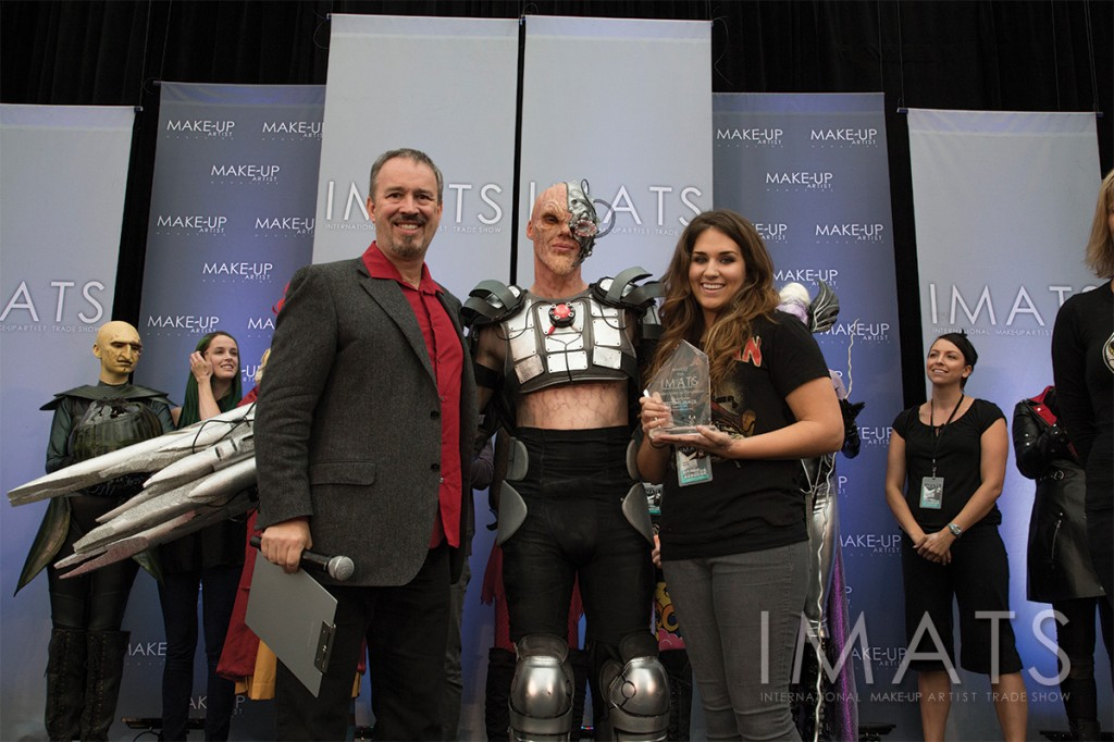 IMATS Character 2nd Place Jaclyn Hachey