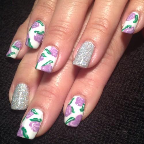 inspringational nails