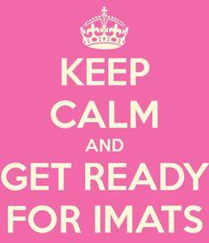 Keep Calm IMATS