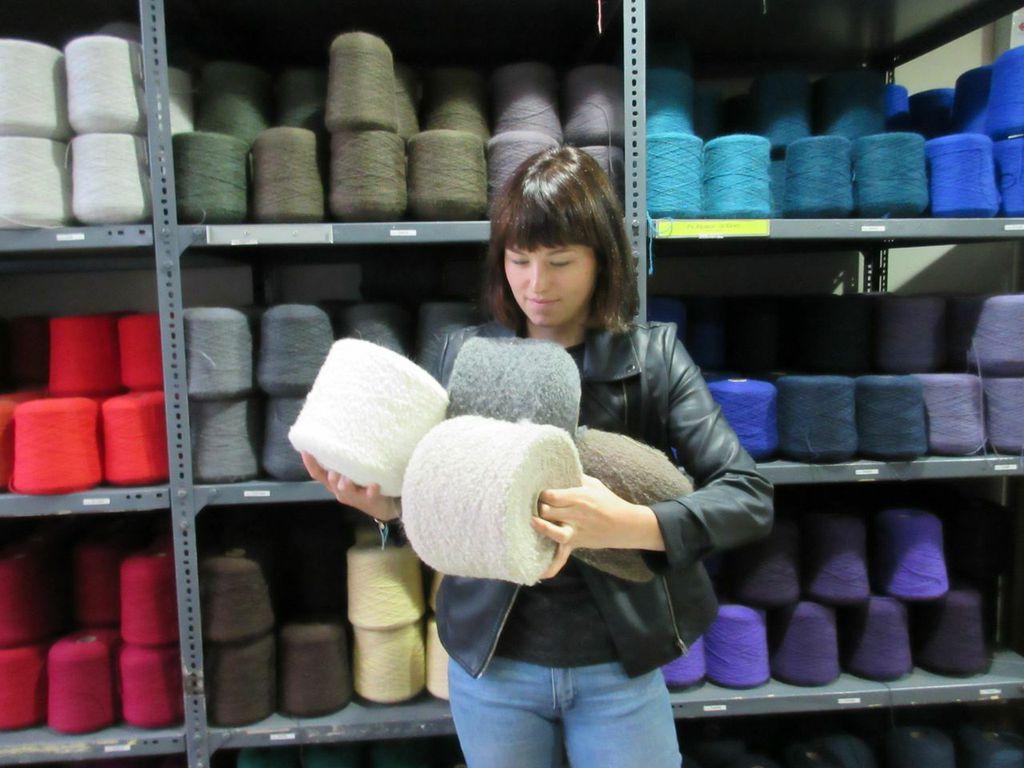 Kelsey Adair - Bare Knitwear
