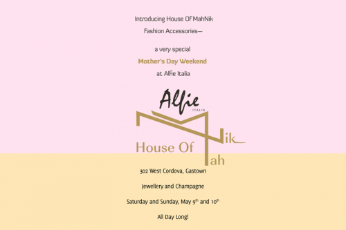 House of MahNik Flyer