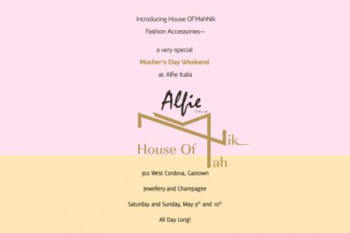 House of MahNik Flyer