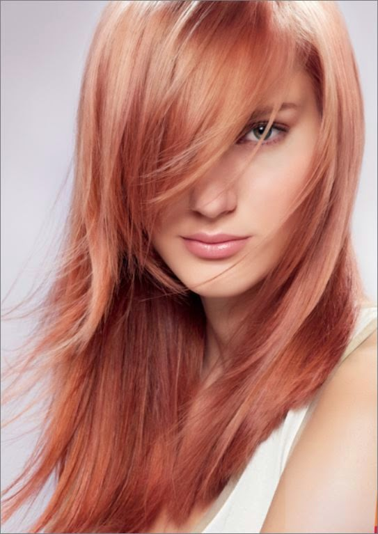 Wella Freshlights Rose Gold Hair Colour