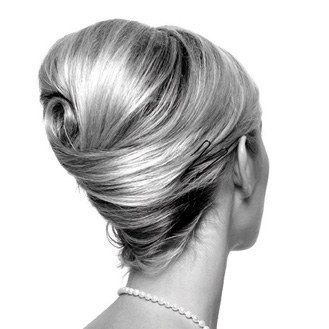 French Roll French Twist Hairstyle