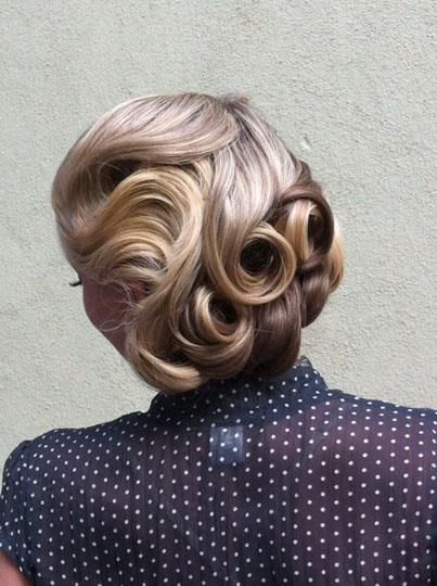 Retro Waves hairstyle