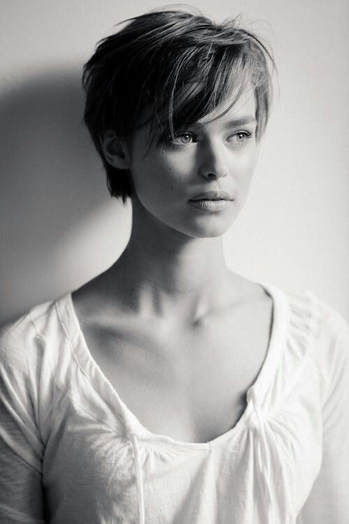 Summer Pixie Hair Cut