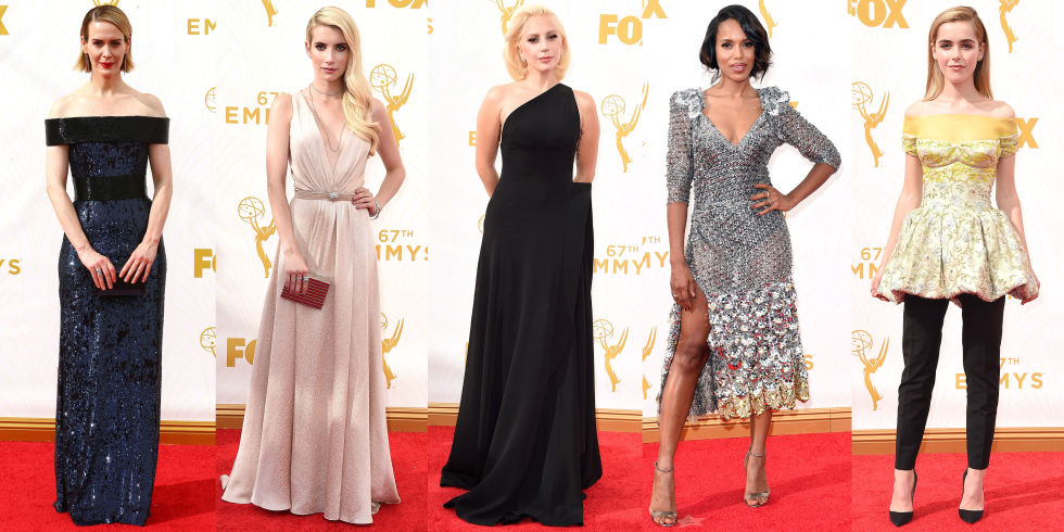 Best Celebrity Hair at the Emmy Awards
