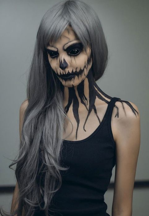 Halloween Hair Blog
