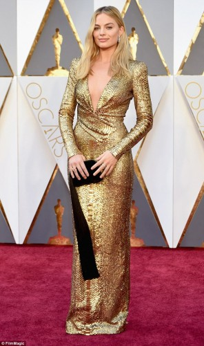 Oscars 2016 best dressed