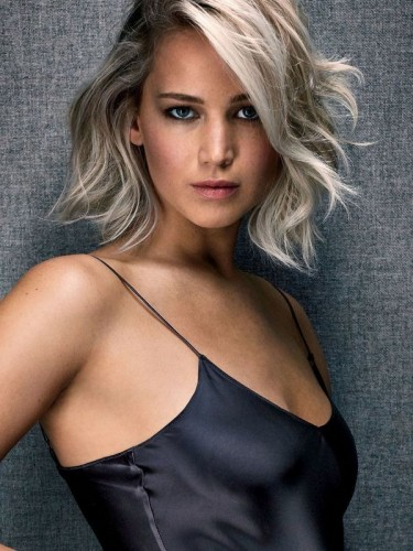 Jennifer Lawrence Ash Blonde Blog