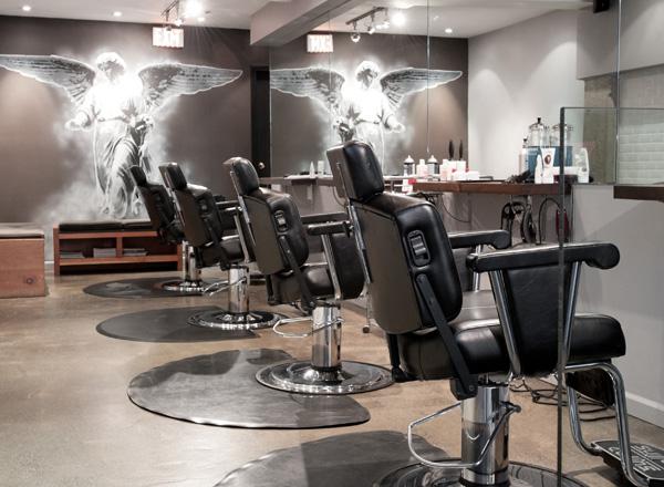 JD's Barber Shop Gastown