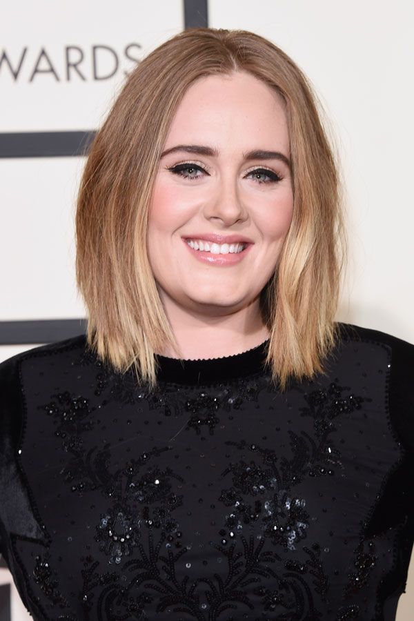 Adele Grammys 2016 makeup and hair JCI blog