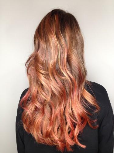 Fashionable Hair Colours Hair Blog