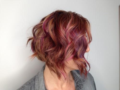 Fashion hair colour hair blog