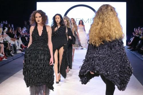 Sally Omeme Vancouver Fashion Week FW16