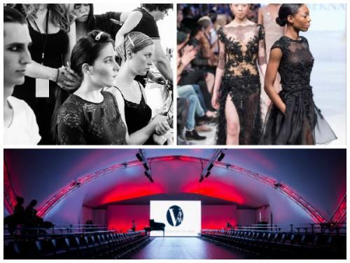 Makeup and Hair at Vancouver Fashion Week