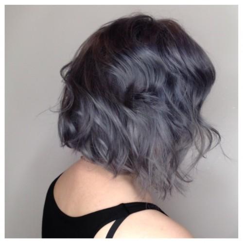 JCI Hair Blog Silver Blue Hair