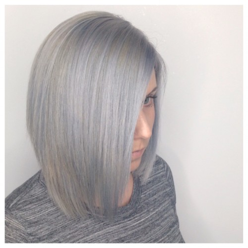 JCI Hair Blog Silver Blonde Hair