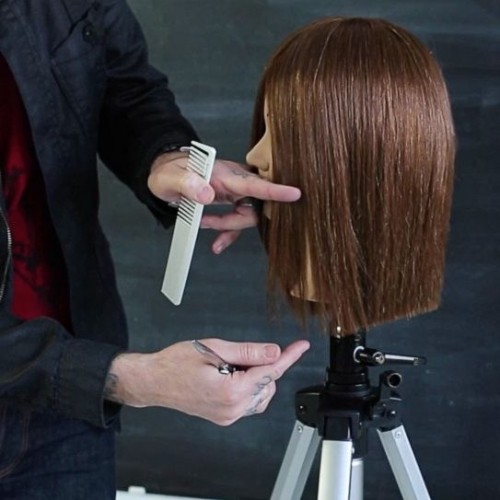 Hair School Mannequin Head