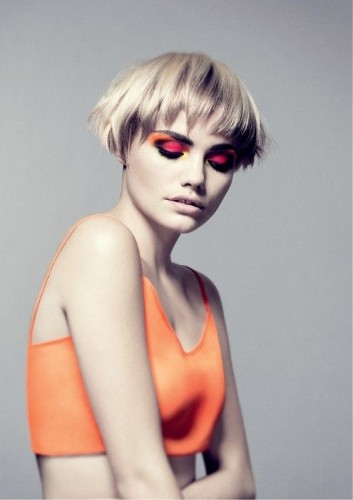 Hair Blog Vidal Sassoon Academy Pixie Cut
