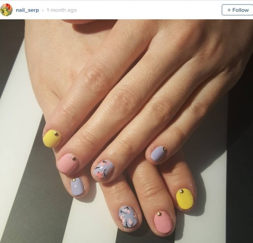 JCI Body Spa Nail Art Ideas