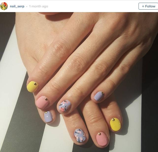 Happy Mani Monday: Nail Art Ideas for Short Nails