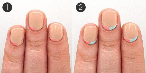 Happy Mani Monday Nail Art Ideas For Short Nails
