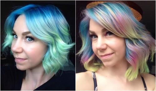 Elissa Wolfe JCI Hair Grad