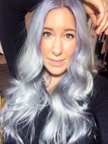Brittany Ostash of Axis Hair Salon