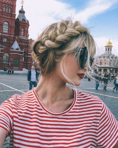 JCI Hair Blog Summer Hair Trends Braid Crown