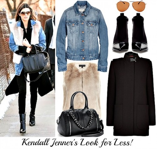 Fall 2016 Kendall Jenner's style