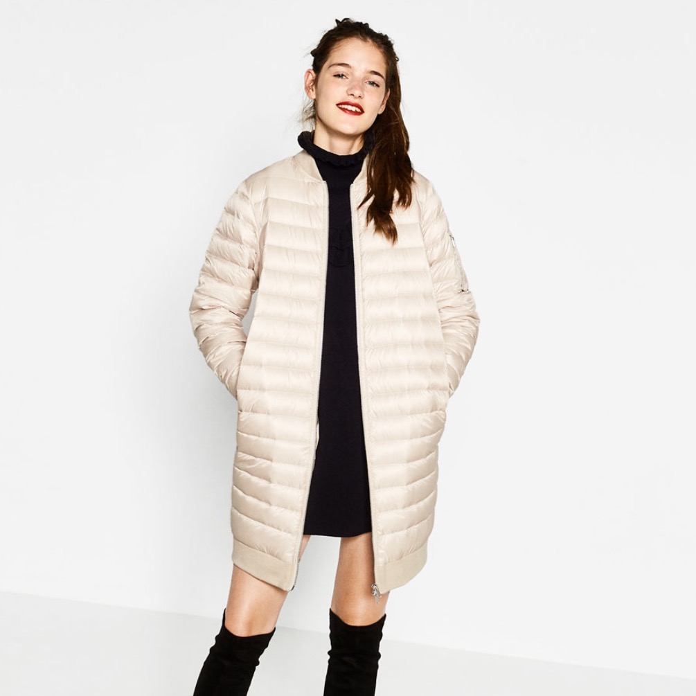 puffy coast zara best winter jackets