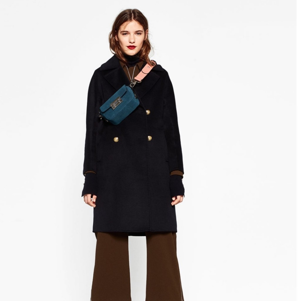 peas coat zara best winter jackets