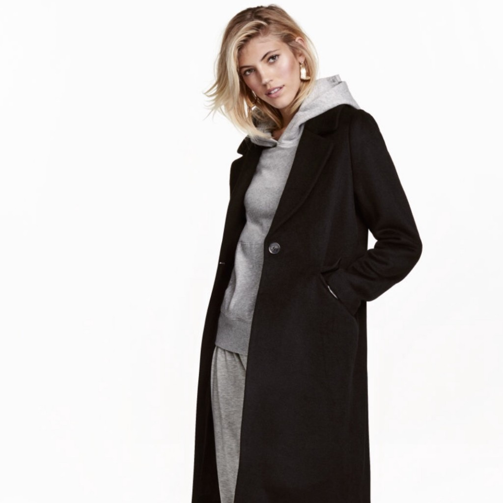 over jakcet h&m best winter coats