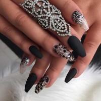 ballet tip nails
