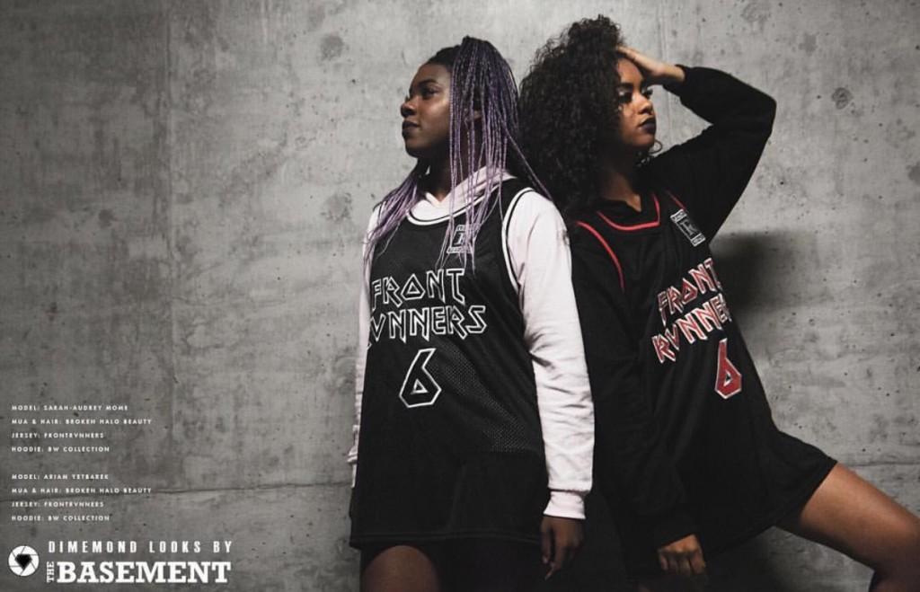 basket ball jerseys style