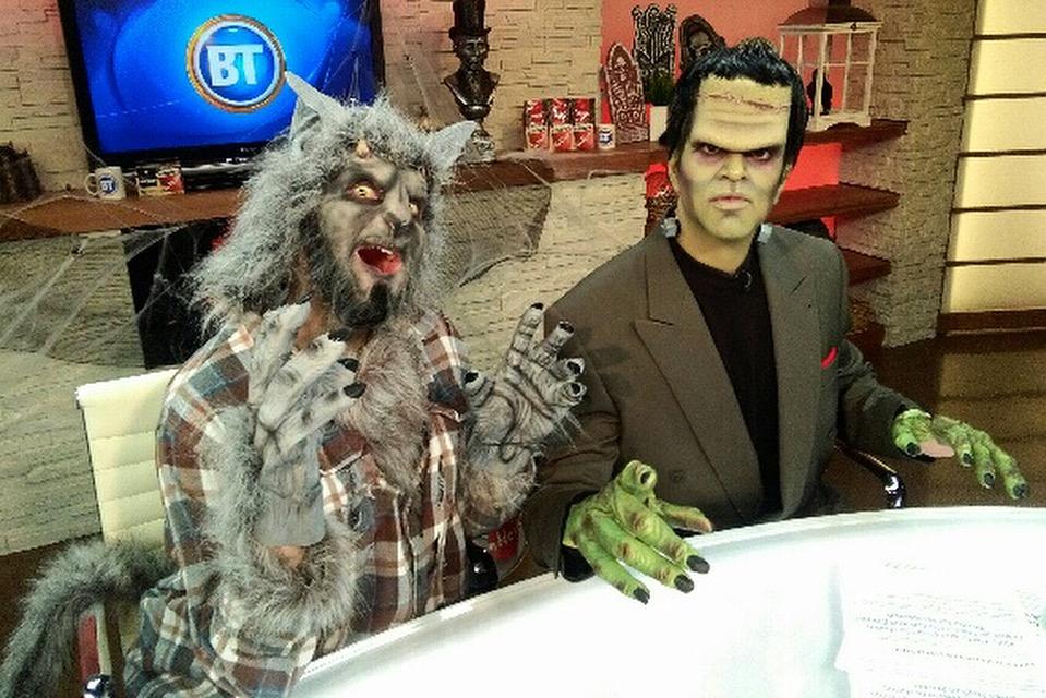 Breakfast Television Halloween