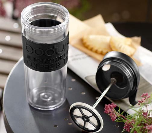 coffee maker travel mug