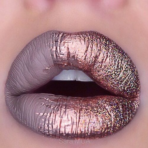 metallic-lip