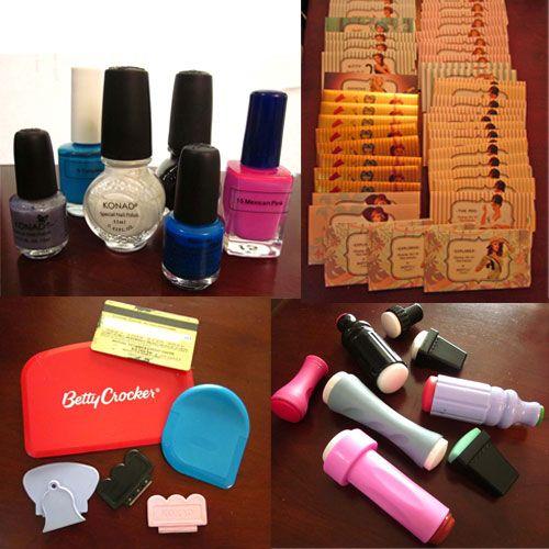 nail-stamping-supplies