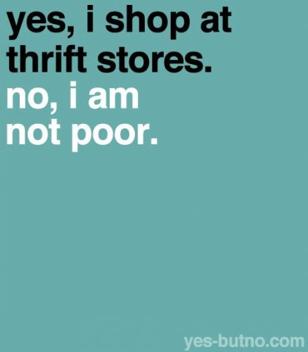 thift-shopping-quote