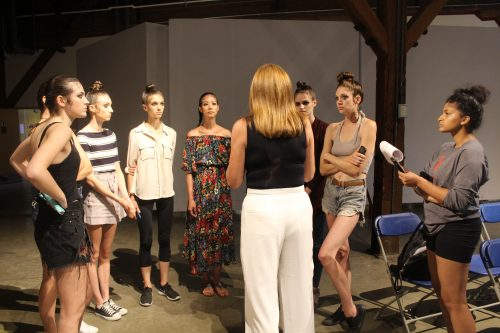 district 157 and dissidence fashion show recap john