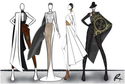 Reid Hepnar Vancouver Fashion Designer John Casablancas Institute