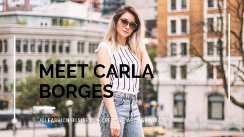 d5fef9173 BORN TO DO THIS: Meet Carla Borges, JCI Fashion Grad & Artizia Workforce  Planner