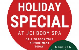 JCI Body Spa Flyer